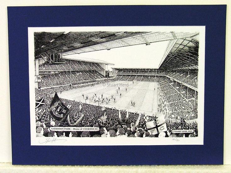 Everton FC Goodison Park