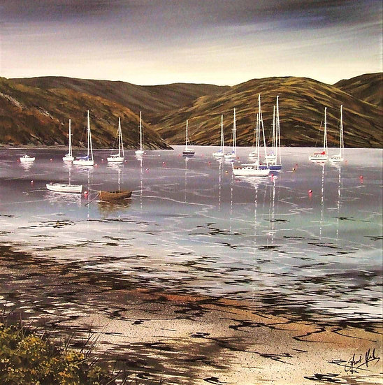 Evening Light - Tighnabruaich