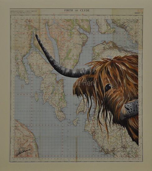 Firth of Clyde Map Coo