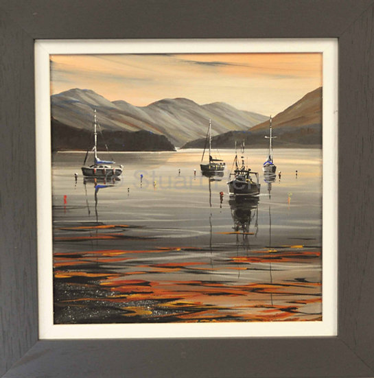 Dawn Moorings - Ullapool