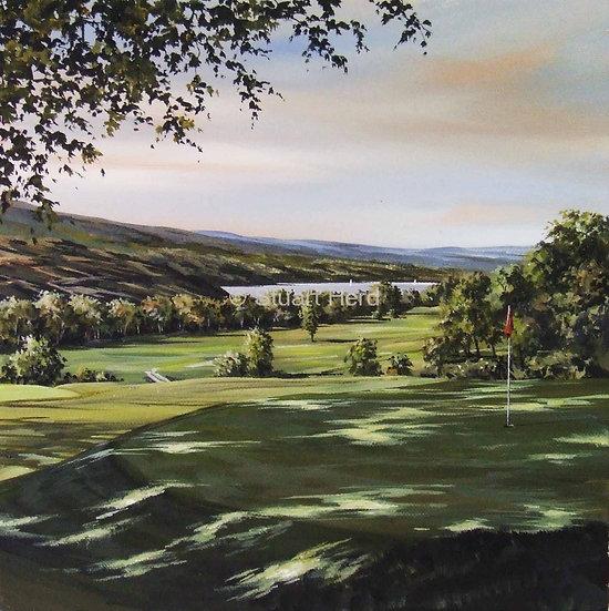 Tarbert, Argyll 4th Green View