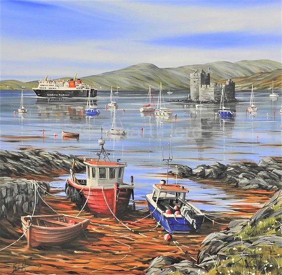 Barra Sail Away