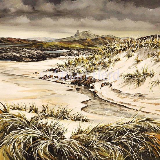 Beach Stream Mellon Udrigle