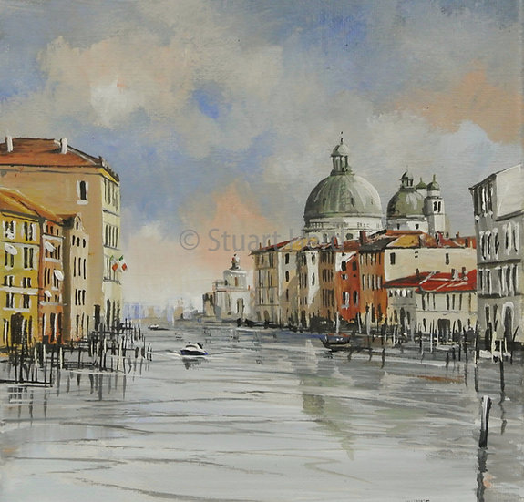 ' Grand Canal ' - Venice