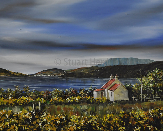 'The Cottage' - To Ullapool