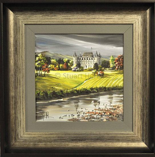 Storm Light - Inveraray Castle