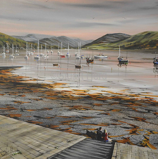 End of Day - Ullapool Front