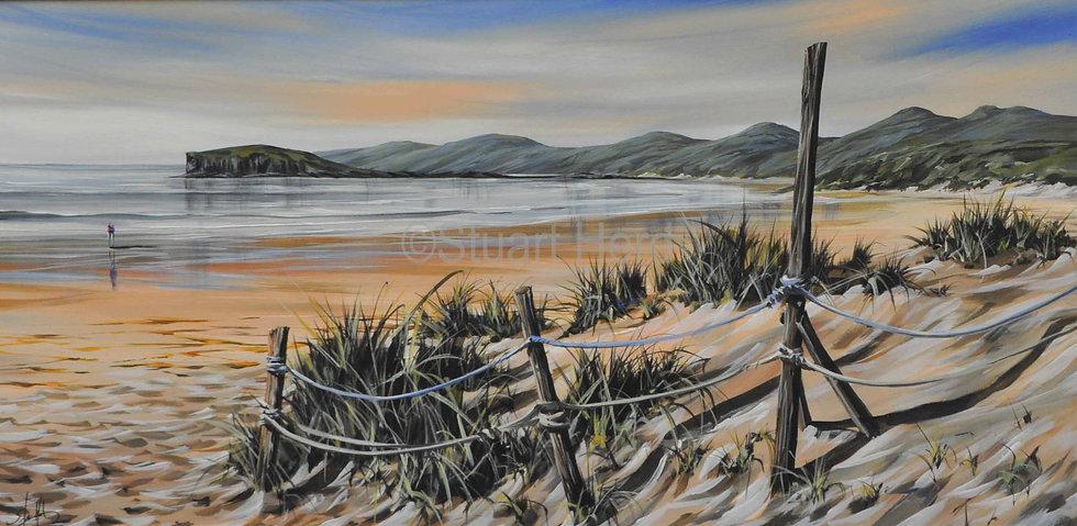 Dune Rope - Oldshoremore Beach