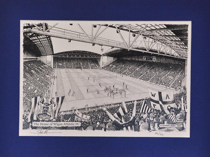 Wigan Athletic - DW Stadium