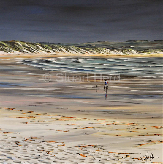 Alone On Our Beach - Hebrides