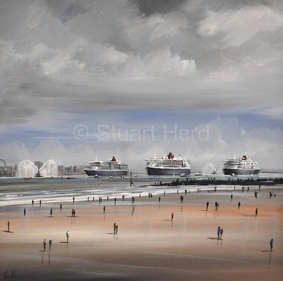 The Three Queens - The Mersey