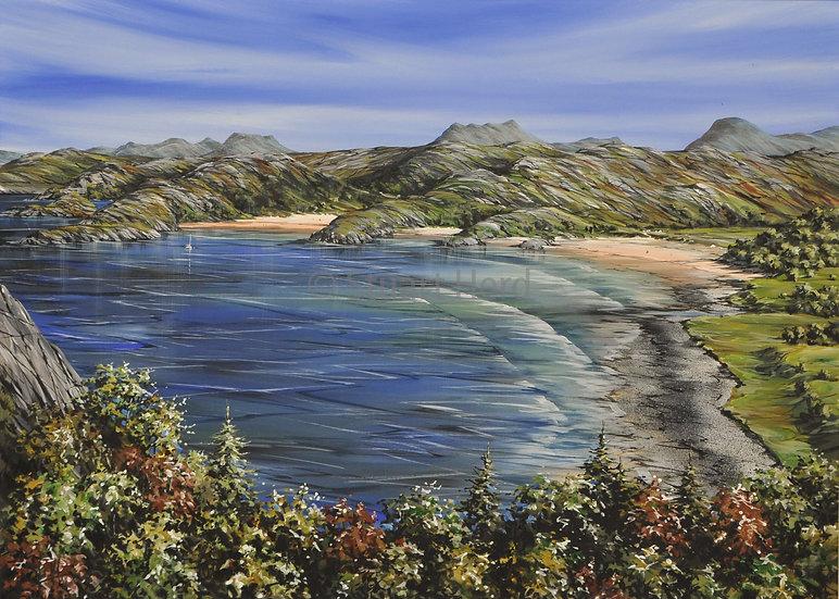 Gruinard Bay Vista
