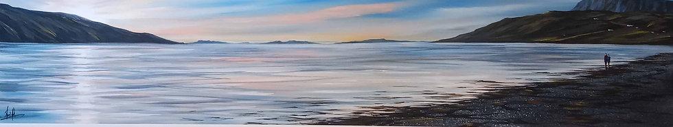 Sunset Panoramic Lochbroom