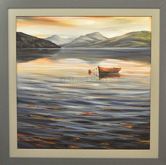 Lone Mooring - Inveraray, Loch Fyne