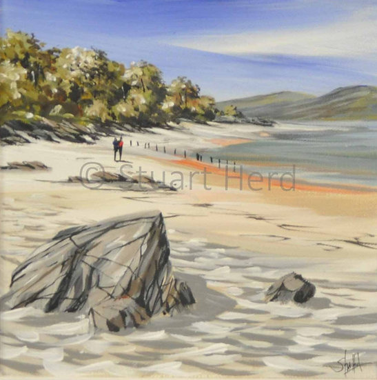 Morar Beach Walk