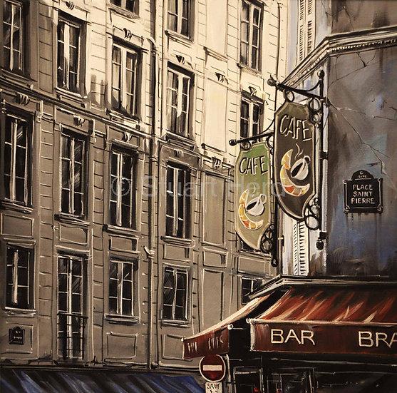 Paris Street Corner (2)