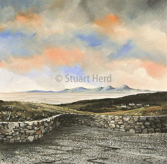 'Crear Vista ' - Kilberry, Argyll