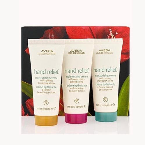 hand relief™ hydration trio