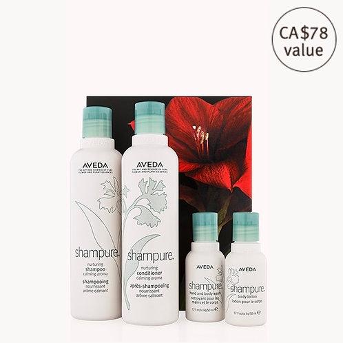 shampure™ nurturing hair and body care