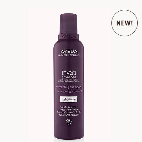 invati advanced™ exfoliating shampoo light