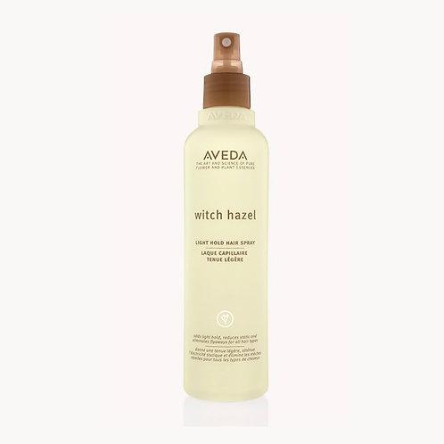witch hazel hair spray