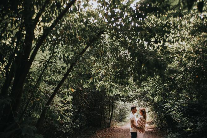 Sandra e Diogo
