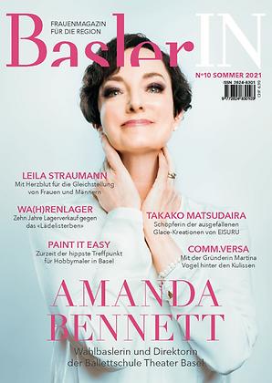 Magazin BaslerIN Sommerausgabe