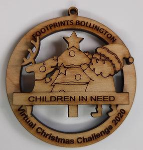 Footprints Bollington Christmas Challenge