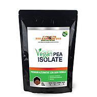 Vegan Pea Isolate - front - white backgo