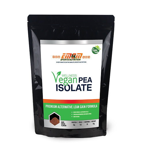 VEGAN PEA ISOLATE - 50g