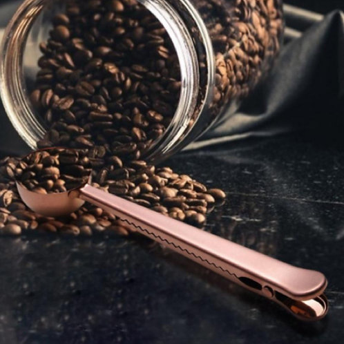 Acuppa Stainless Steel Clip Spoon