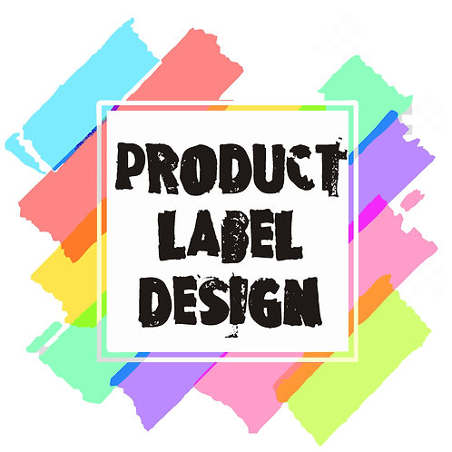 Product Label Design