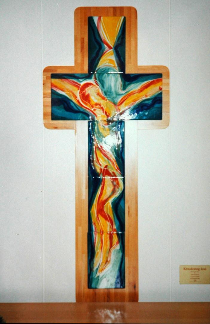 Kristur á krossinum