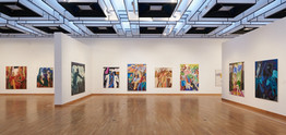 """From a retrospective show """"Pulse of time"""" in Reykjavik City museum"""