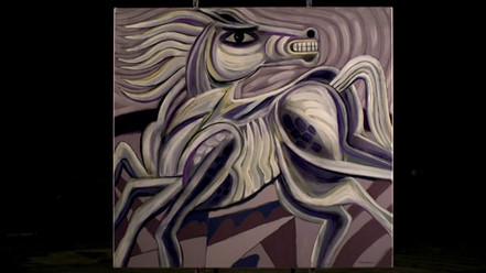 Sleipnir (from the Norse mythology series)