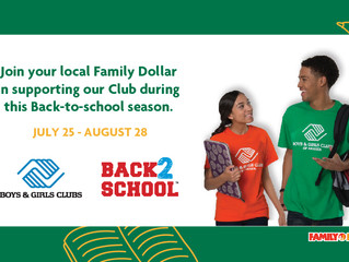 Local stores partner with the Boys & Girls Club this Back2School season