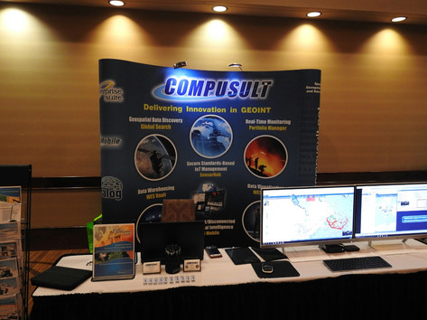 Exhibitor and Silver Sponsor: Compusult