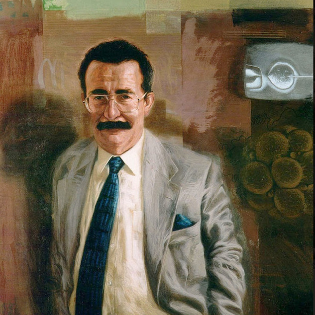PORTRAIT OF LORD ROBERT WINSTON