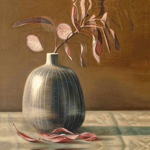 COTINUS AND VASE