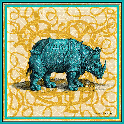 RHINOCEROS AFTER DURER