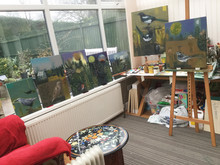 The conservatory studio