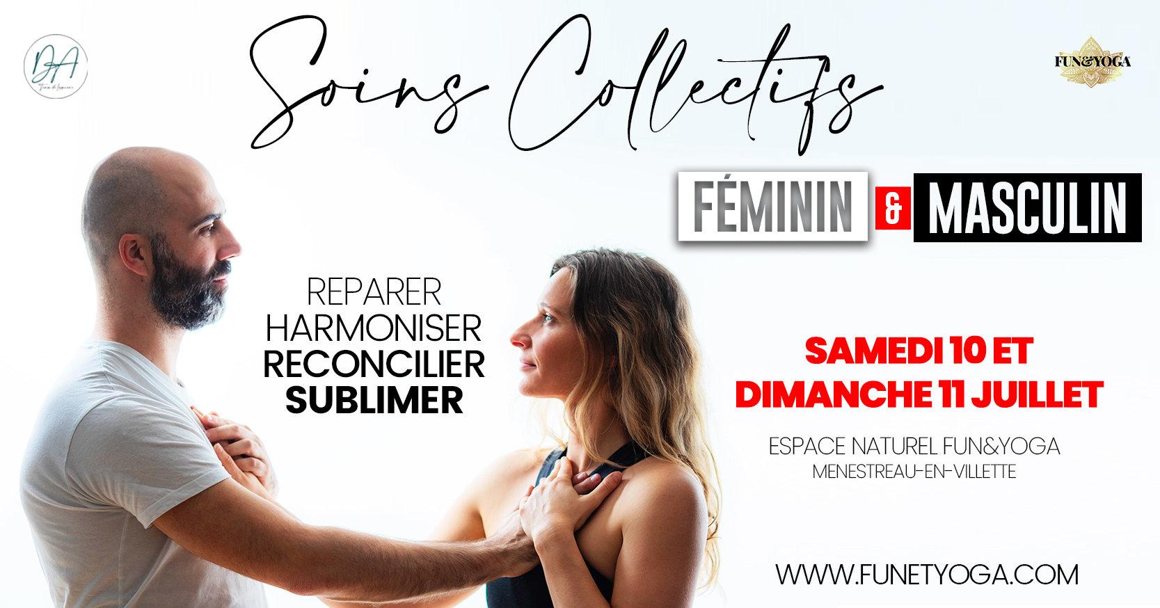 Harmonie Féminin et Masculin