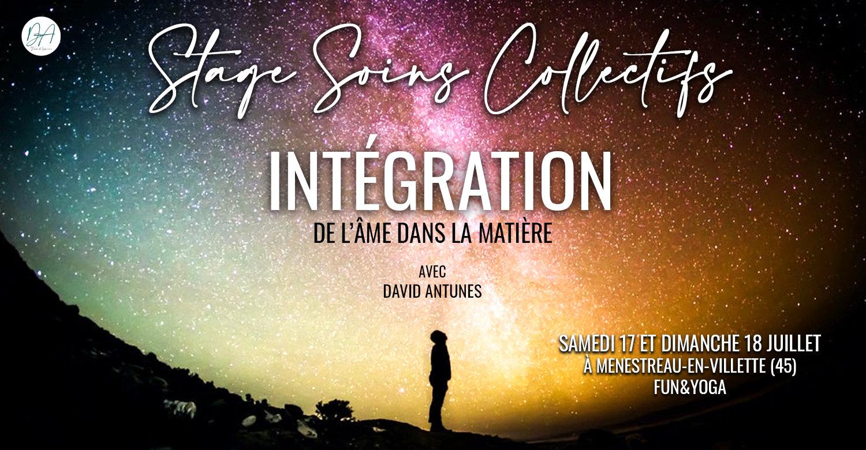 Soins collectifs : Intégration d'âme dan