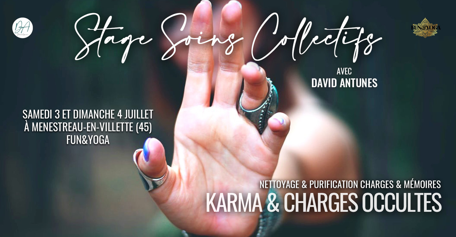Nettoyage des Karmas & Charges Occultes