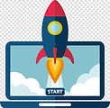 search-engine-optimization-web-design-e-commerce-keyword-research-website-dark-blue-flat-start-flag.