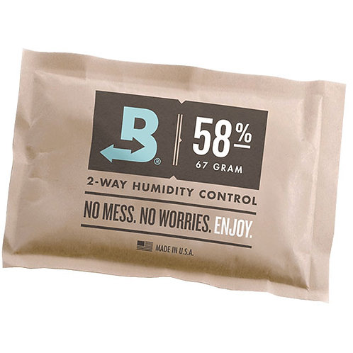 Boveda two way humidity control