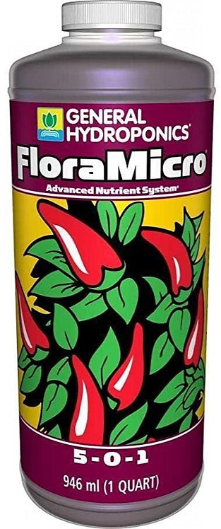 Flora Micro soft Water