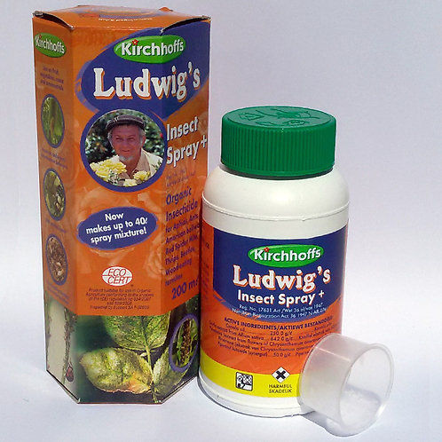 Ludwig's Insect Spray + 200ml