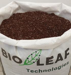 Bioleaf growing medium