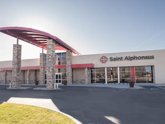 Saint Alphonsus Ontario Health Plaza Opens
